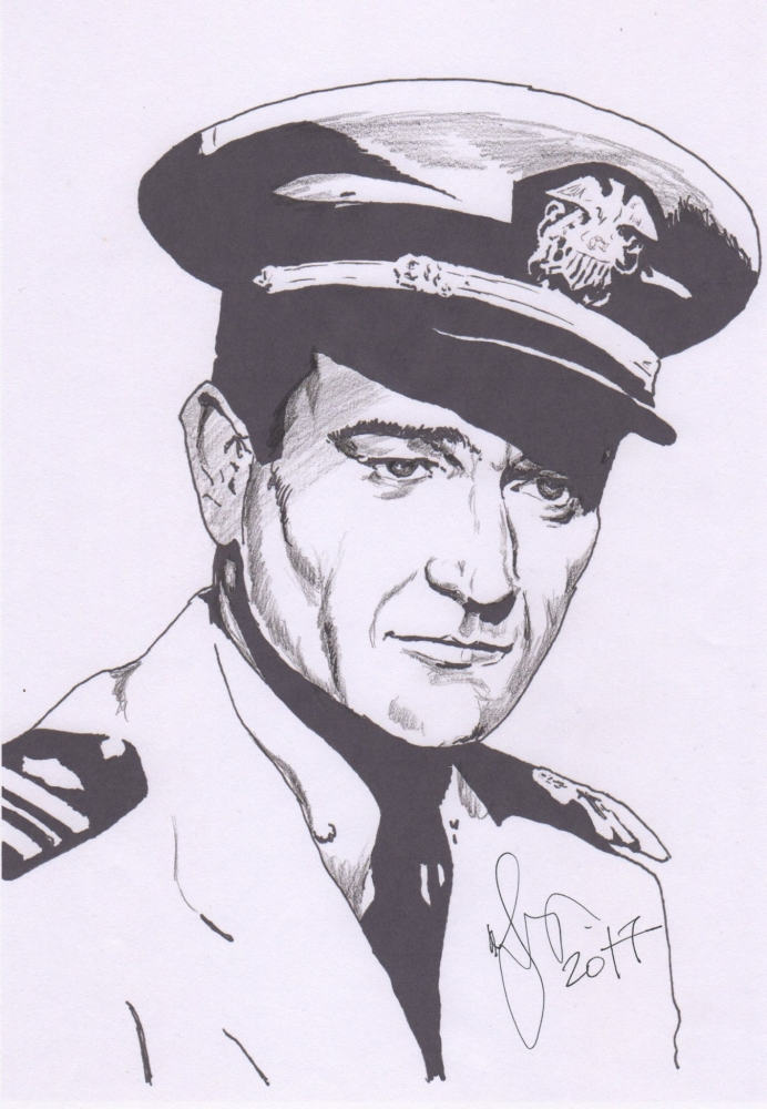 John Wayne by weaverjohn